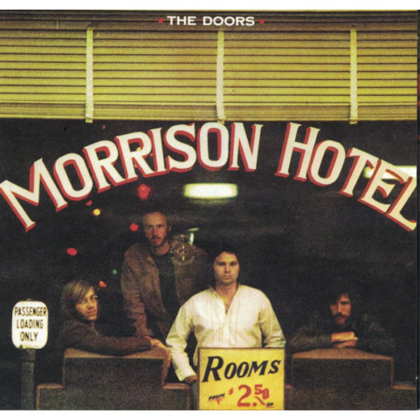 "CD-Box The Doors ""The complete Studio Recordings"""
